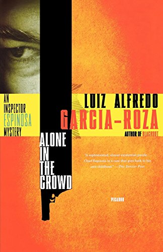 Alone In The Crowd: An Inspector Espinosa Mystery (Inspector Espinosa Mysteries)