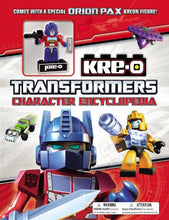 Load image into Gallery viewer, Kre-O Transformers Character Encyclopedia