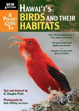A Pocket Guide To Hawai'I'S Birds