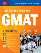 Load image into Gallery viewer, Mcgraw-Hill Education Gmat 2017 (Mcgraw Hill Education Gmat Premium)