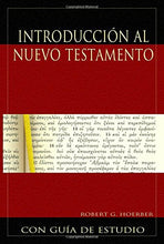 Load image into Gallery viewer, Introduccin Al Nuevo Testamento (Introduction To The New Testament)