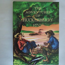 Load image into Gallery viewer, The Adventures Of Huckleberry Finn (Illustrated Junior Library)