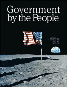 Government By The People, National, State, Local (22Nd Edition)