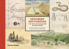 Load image into Gallery viewer, Explorers' Sketchbooks: The Art Of Discovery & Adventure