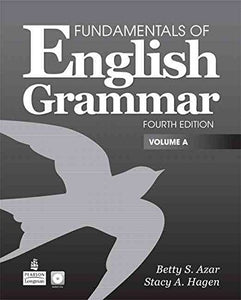 Fundamentals Of English Grammar, Volume A (Book & Cd)
