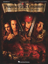 Load image into Gallery viewer, Pirates Of The Caribbean - The Curse Of The Black Pearl
