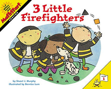 Load image into Gallery viewer, 3 Little Firefighters (Mathstart 1)