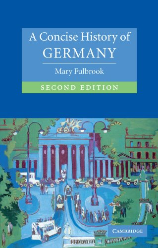 A Concise History Of Germany (Cambridge Concise Histories), Second Edition