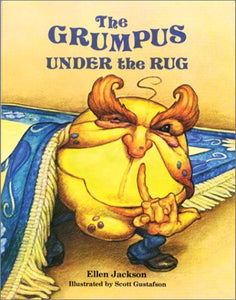 The Grumpus Under The Rug (Modern Curriculum Press Beginning To Read)