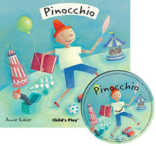 Load image into Gallery viewer, Pinocchio (Flip Up Fairy Tales)