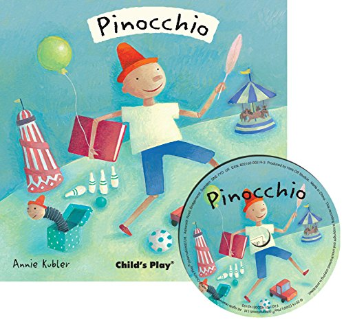 Pinocchio (Flip Up Fairy Tales)