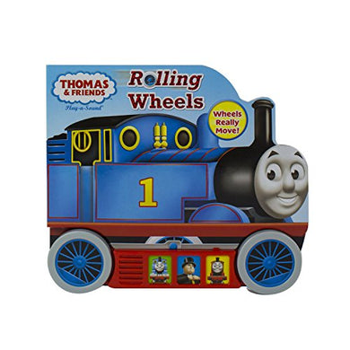 Thomas & Friends Rolling Wheels 9781450861915