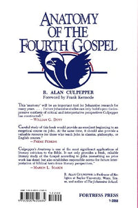 Anatomy Of The Fourth Gospel