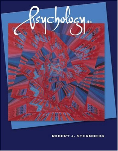 Psychology (With Cd-Rom And Infotrac )