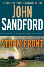 Load image into Gallery viewer, Storm Front (A Virgil Flowers Novel)