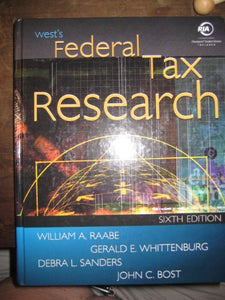 Wests Federal Tax Research