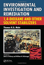 Load image into Gallery viewer, Environmental Investigation And Remediation: 1,4-Dioxane And Other Solvent Stabilizers