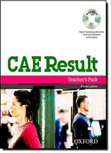 Load image into Gallery viewer, Cae Result, New Edition: Teacher'S Pack Including Assessment Booklet With Dvd And Dictionaries Booklet