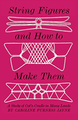 String Figures And How To Make Them: A Study Of Cat'S Cradle In Many Lands