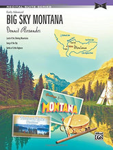 Load image into Gallery viewer, Big Sky Montana: Sheet (Recital Suite Series)
