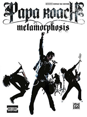 Metamorphosis: Authentic Guitar Tab (Authentic Guitar-Tab Editions)