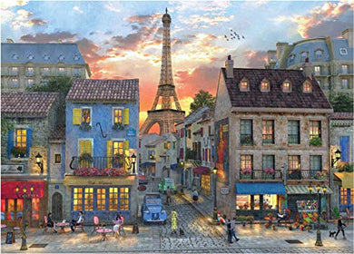 Evening In Paris 1,000 Piece Jigsaw Puzzle