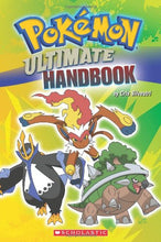 Load image into Gallery viewer, Pokemon: Ultimate Handbook