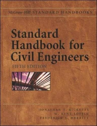 Standard Handbook For Civil Engineers (Handbook)
