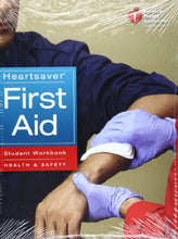 Load image into Gallery viewer, Heartsaver First Aid Student Workbook
