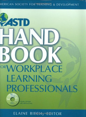 Astd Handbook For Workplace Learning Professionals