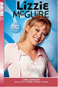 Lizzie Mcguire Cine-Manga: Inner Beauty & Best Dressed For Less