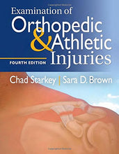 Load image into Gallery viewer, Examination Of Orthopedic & Athletic Injuries