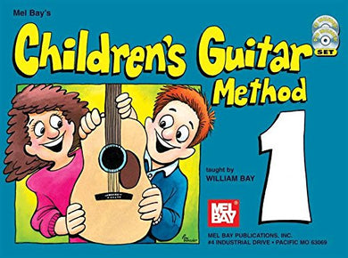 Mel Bay Children'S Guitar Method, Vol. 1