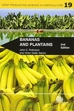 Load image into Gallery viewer, Bananas And Plantains (Crop Production Science In Horticulture)