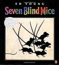 Load image into Gallery viewer, Seven Blind Mice (Caldecott Honor Book)