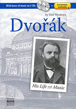 Load image into Gallery viewer, Dvorak: His Life And Music (His Life & Music)