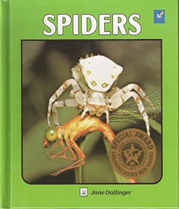 Spiders (Lerner Natural Science Book)