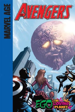 Marvel Age The Avengers: Ego The Loving Planet