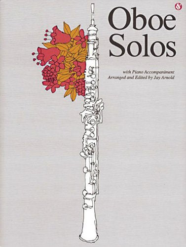 Oboe Solos: Everybody'S Favorite Series, Volume 99