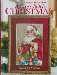 A Cross-Stitch Christmas - Needlework Treasures