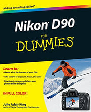 Load image into Gallery viewer, Nikon D90 For Dummies