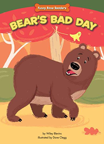 Bear'S Bad Day: Bullies Can Change (Funny Bone Readers   Dealing With Bullies)