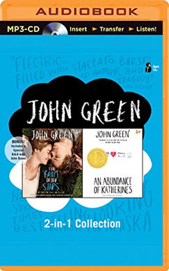 John Green  The Fault In Our Stars And An Abundance Of Katherines (2-In-1 Collection)