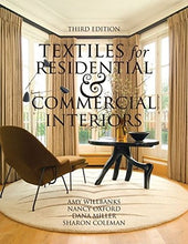 Load image into Gallery viewer, Textiles For Residential And Commercial Interiors 3Rd Edition