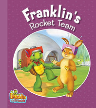 Load image into Gallery viewer, Franklin'S Rocket Team (Franklin And Friends)