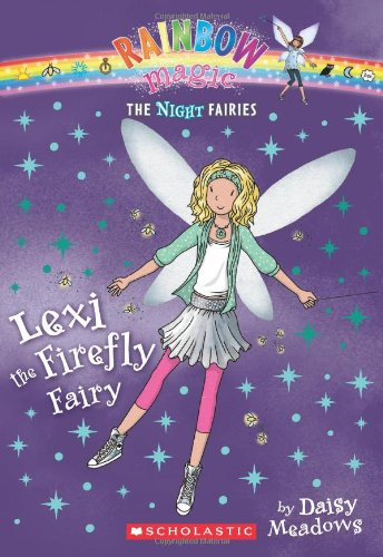 Lexi The Firefly Fairy (Rainbow Magic Night Fairies #2)