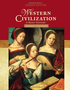 Western Civilization: A Brief History (Available Titles Cengagenow)