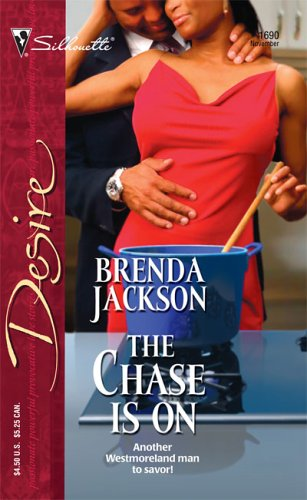 The Chase Is On (Harlequin Desire)