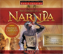 Load image into Gallery viewer, The Chronicles Of Narnia Complete Set (Radio Theatre)