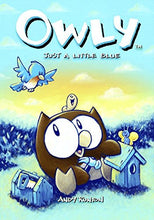 Load image into Gallery viewer, Owly, Vol. 2: Just A Little Blue (V. 2)